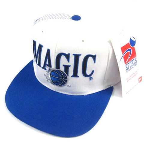 Vintage Orlando Magic Sports Specialties Snapback Hat