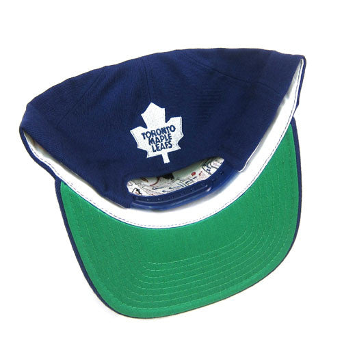 c1254473 Vintage Toronto Maple Leafs Snapback NWT NHL Hockey 90s – For All To Envy