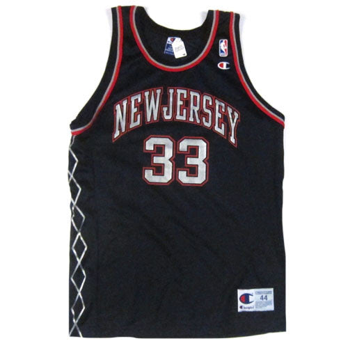 Vintage Stephon Marbury New Jersey Nets Champion Jersey