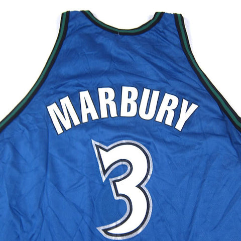 ... clearance vintage stephon marbury minnesota timberwolves reversible  jersey nwt . 14a99 b2e91 2601bd4b4