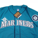 Vintage Authentic Seattle Mariners baseball jersey NWT