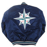 Vintage Seattle Mariners Starter satin jacket NWT