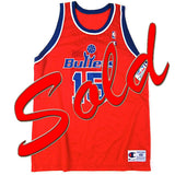 Vintage Mark Price Washington Bullets Jersey NWT