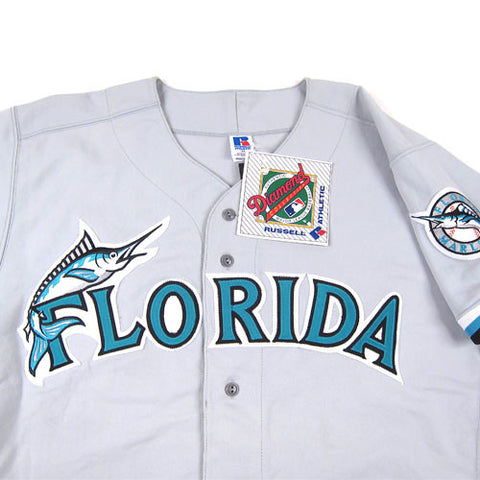 competitive price 35c87 0d40c florida marlins vintage jersey