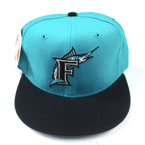 Vintage Florida Marlins New Era Fitted