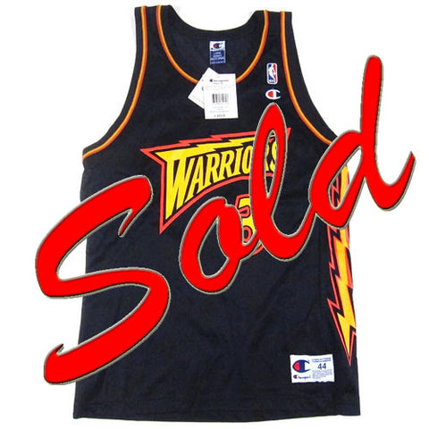 Vintage Donyell Marshall Golden State Warriors Champion Jersey