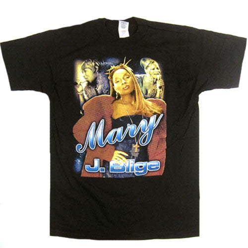 Vintage Mary J. Blige Tour T-Shirt
