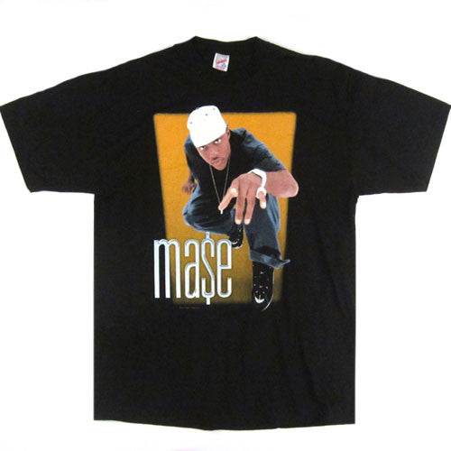 Vintage MA$E Harlem World 1997 T-Shirt
