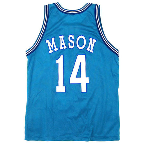 low priced 11721 42a53 Vintage Anthony Mason Charlotte Hornets Champion Jersey NWOT ...