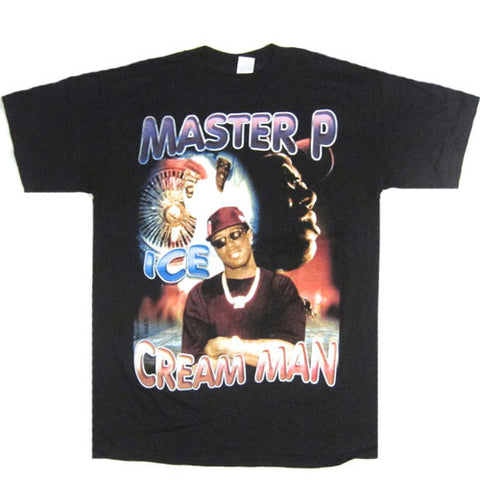 Vintage Master P. Ice Cream Man T-Shirt