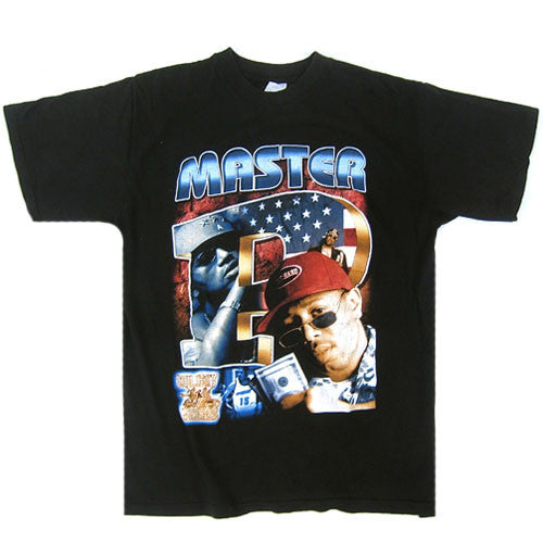 Vintage Master P. King of the World T-shirt