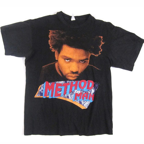 Vintage Method Man Bring The Pain T-Shirt