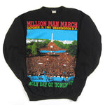 Vintage Million Man March 1995 Sweatshirt