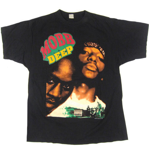Vintage Mob Deep Shook Ones T-Shirt