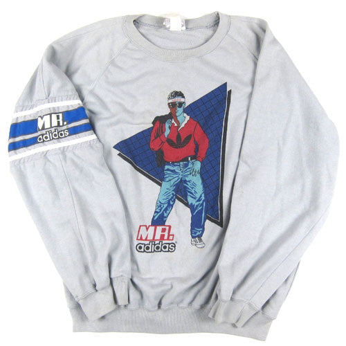 Vintage Mr. Adidas Jim McMahon Sweatshirt