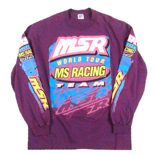 Vintage MSR Racing Motocross Pro Camp T-shirt