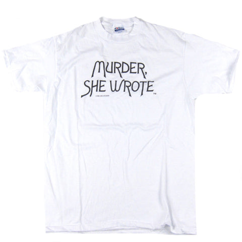 Vintage Murder She Wrote T-shirt