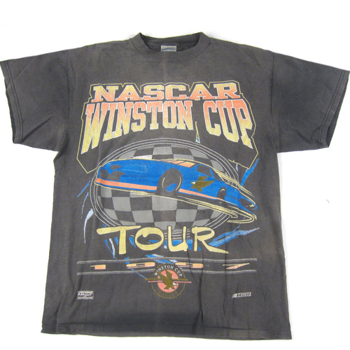 bef0eaaa Vintage Nascar Winston Cup 1997 T-shirt Racing 90s – For All To Envy