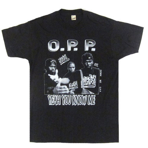 Vintage Naughty by Nature O.P.P. T-Shirt