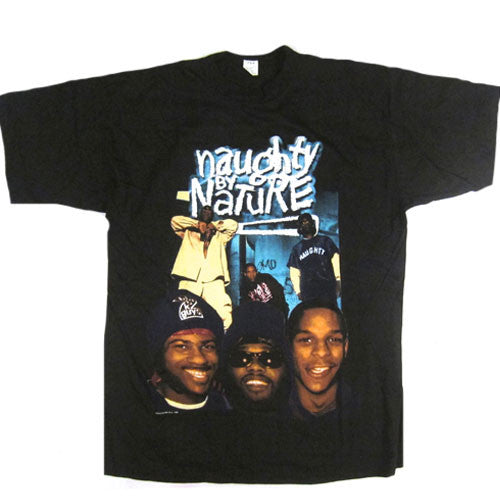 Vintage Naughty by Nature Craziest t-shirt