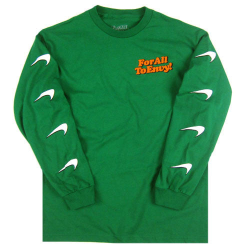 "For All To Envy ""Menthol"" Long Sleeve T-Shirt"