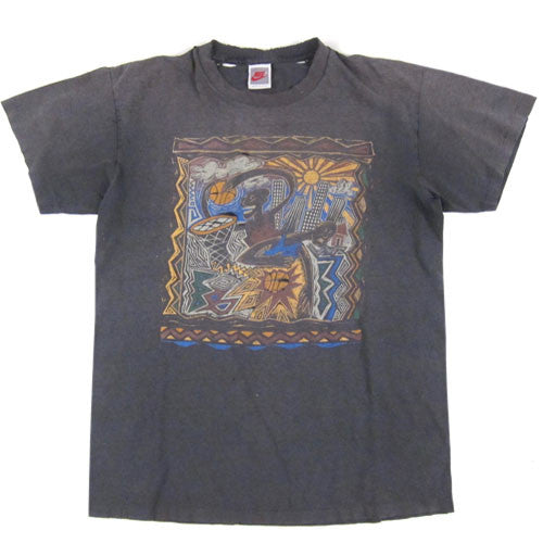 Vintage Nike Abstract Basketball T-Shirt