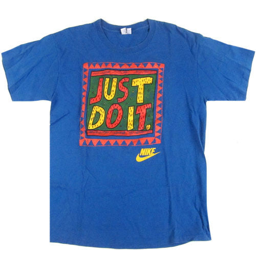 Vintage nike just do it t shirt 90s rap hip hop sports for Just hip hop t shirt