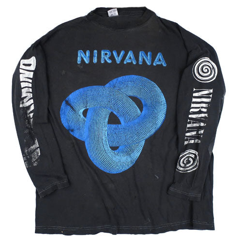 Vintage Nirvana Nevermind Long Sleeve T-Shirt