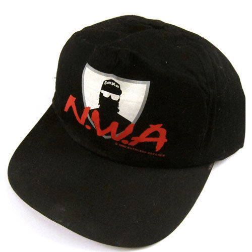 Vintage N.W.A Ruthless Records Snapback Hat