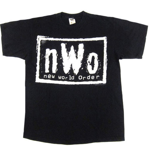 Vintage NWO New World Order T-Shirt