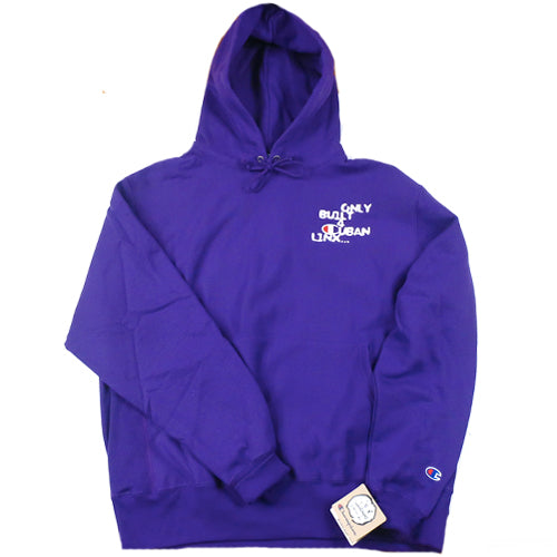 "For All To Envy ""OB4CL"" Chain Stitch Champion Reverse Weave Hoodie"