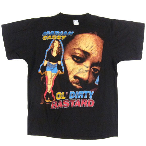 Vintage Ol Dirty Bastard Mariah Carey Fantasy T-Shirt
