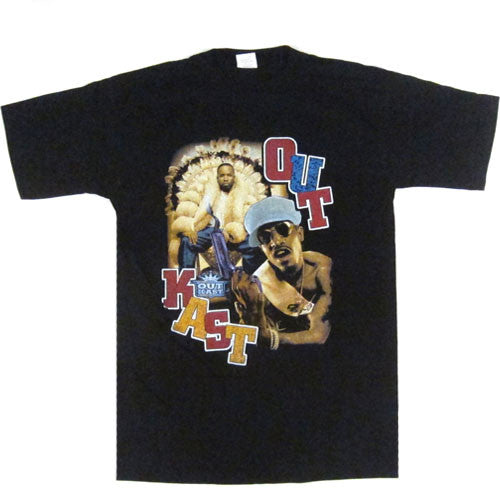 Vintage Outkast The Way You Move T-shirt