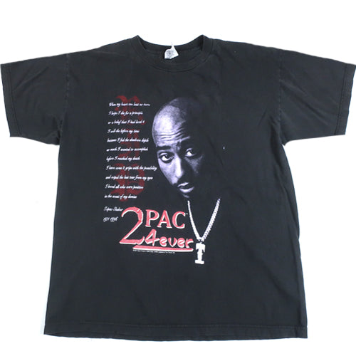 Vintage 2Pac 4Ever T-shirt
