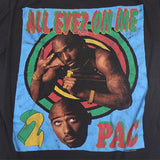 Vintage 2Pac All Eyez On Me Shirt
