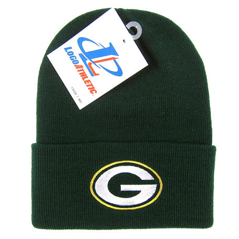 Vintage Green Bay Packers beanie NWT
