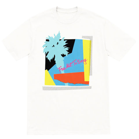 "For All To Envy ""Malibu Sea Breeze"" T-Shirt"