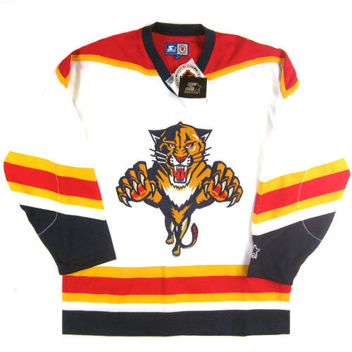 Vintage Florida Panthers Starter Hockey Jersey NWT