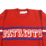 Vintage New England Patriots Cliff Engle sweater NWT