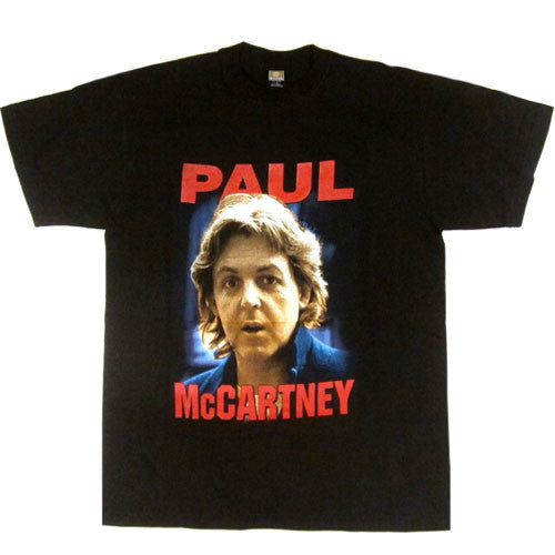 Vintage Paul McCartney Back in the US Tour T-Shirt