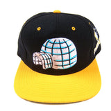 Vintage Pittsburgh Penguins Image Collection Starter Hat