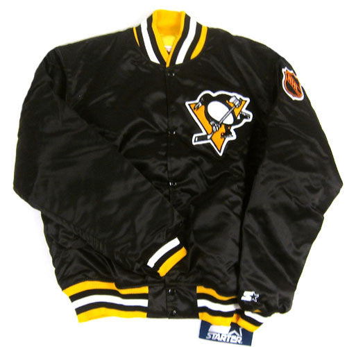 Vintage Pittsburgh Penguins Starter Jacket NWT
