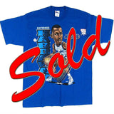 Vintage Penny Hardaway Orlando Magic Caricature T-Shirt