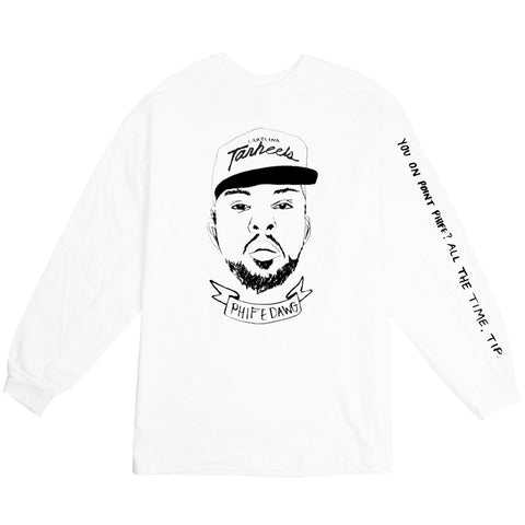 "For All To Envy! x DEERDANA ""Phife Dawg"" Long Sleeve Shirt"