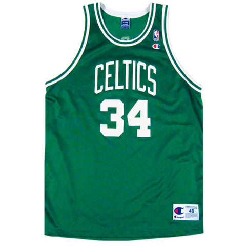 Vintage Paul Pierce Boston Celtics Champion Jersey