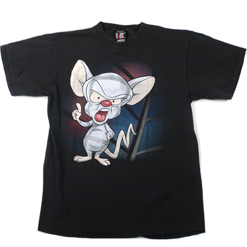 Vintage Pinky and the Brain T-shirt