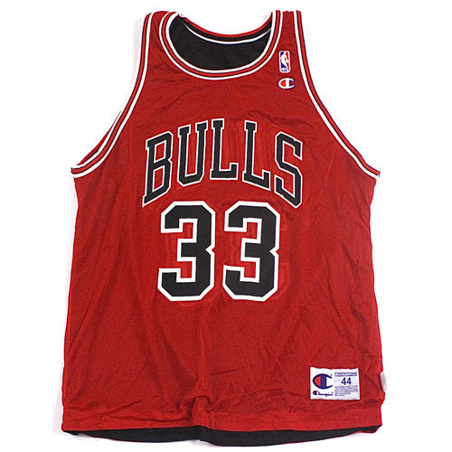 Vintage Scottie Pippen Reversible Champion Jersey