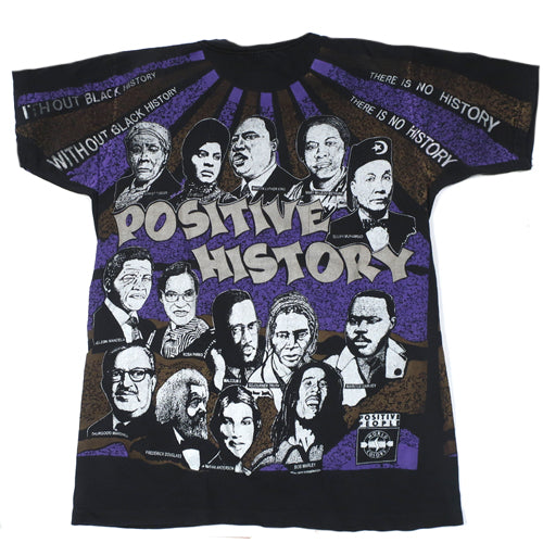 Vintage Positive History T-Shirt