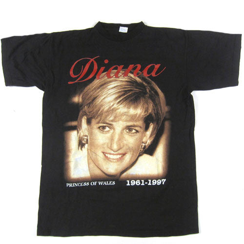Vintage Princess Diana The Woman Beloved T-shirt
