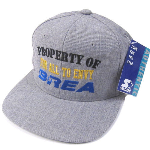 "For All To Envy ""Property Of"" Starter Snapback Hat"